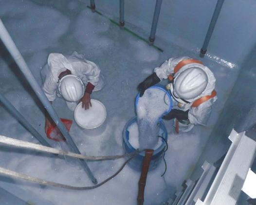 Limpieza y Desinfección de Reservorios de Agua